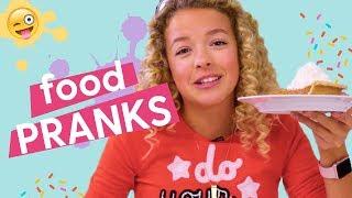 Thanksgiving Food Pranks: Pumpkin Pie, Pop Tart, Mashed Potatoes | GoldieBlox
