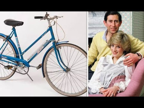 Princess Diana's bicycle tipped to sell for thousands of pounds at auction