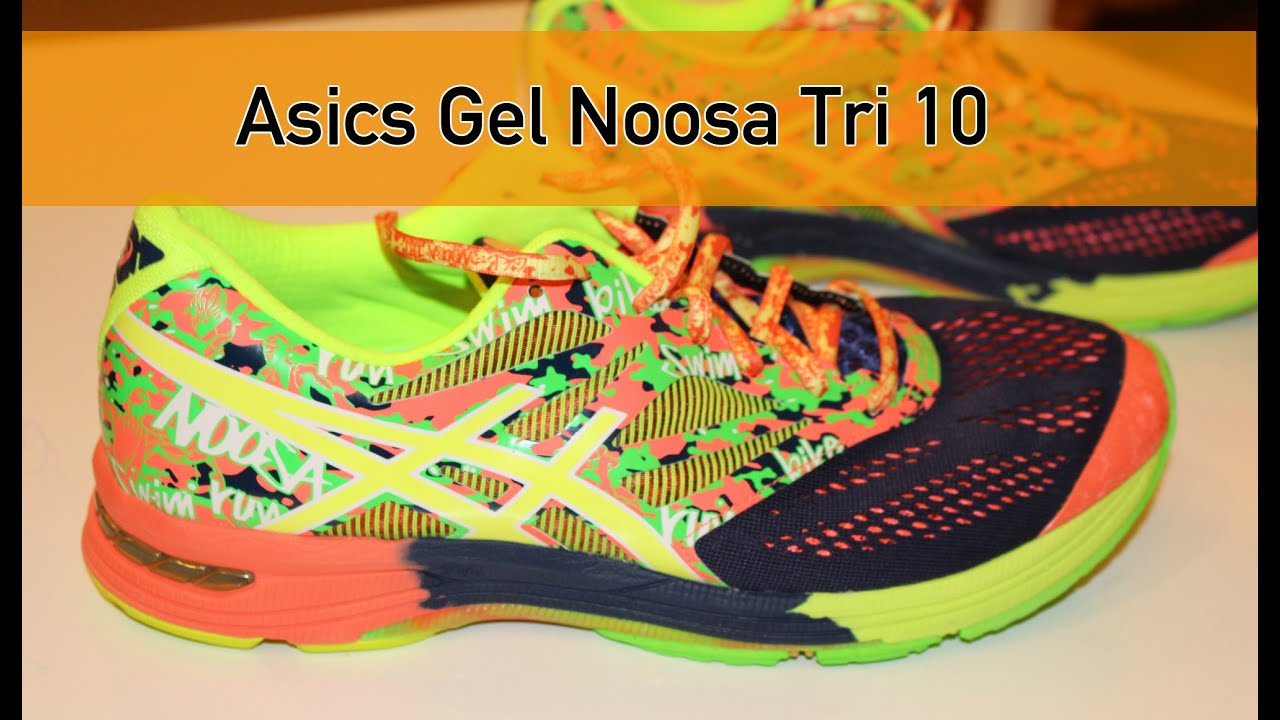 asics gel noosa tri 9 youtube