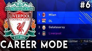 FIFA 19 Liverpool Career Mode EP6 - It's Now Or Never!! We Lose And We Are Out!!
