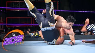 Gran Metalik vs. TJP: WWE 205 Live, Jan. 16, 2018