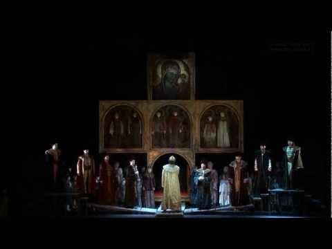 """MUSORGSKY """"Boris Godunov"""" - Центр оперного пения Г.Вишневской - Artstudio""""TroyAnna"""""""