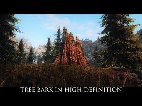 SKYRIM 3D TREES / VEYDOSEBROM / OBSIDIAN WEATHERS / NVT ENB by WazaLang