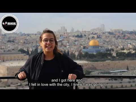 IB Social | Duda And Sara | Volunteers In Israel | Volunteer In Israel