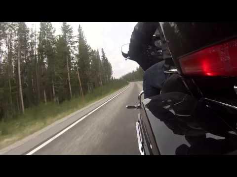2015 July Motorcycle Trip - Washington, Idaho, Montana, Oregon