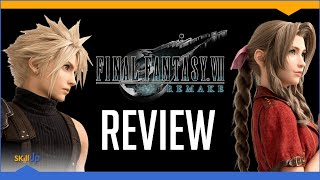 Final Fantasy VII Remake - Review by Skill Up (Video Game Video Review)