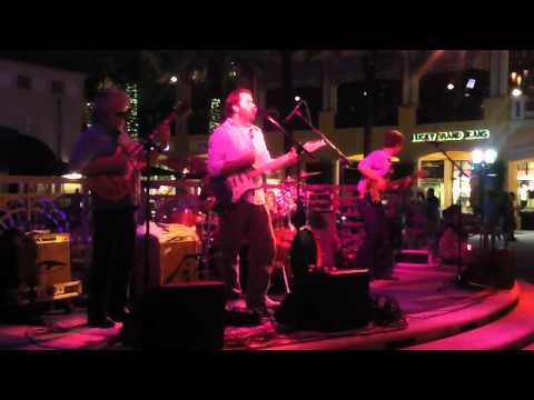 """Jeff Harding playing """"Lost and Found"""" at Cityplace 5/18/12 Original Downtown Music"""