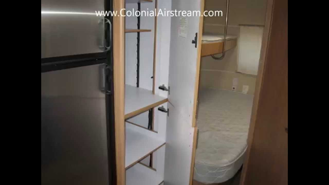 Used 2005 Airstream Safari LS 30W Bunkhouse For Sale New Jersey Dealer  Dealers Vintage
