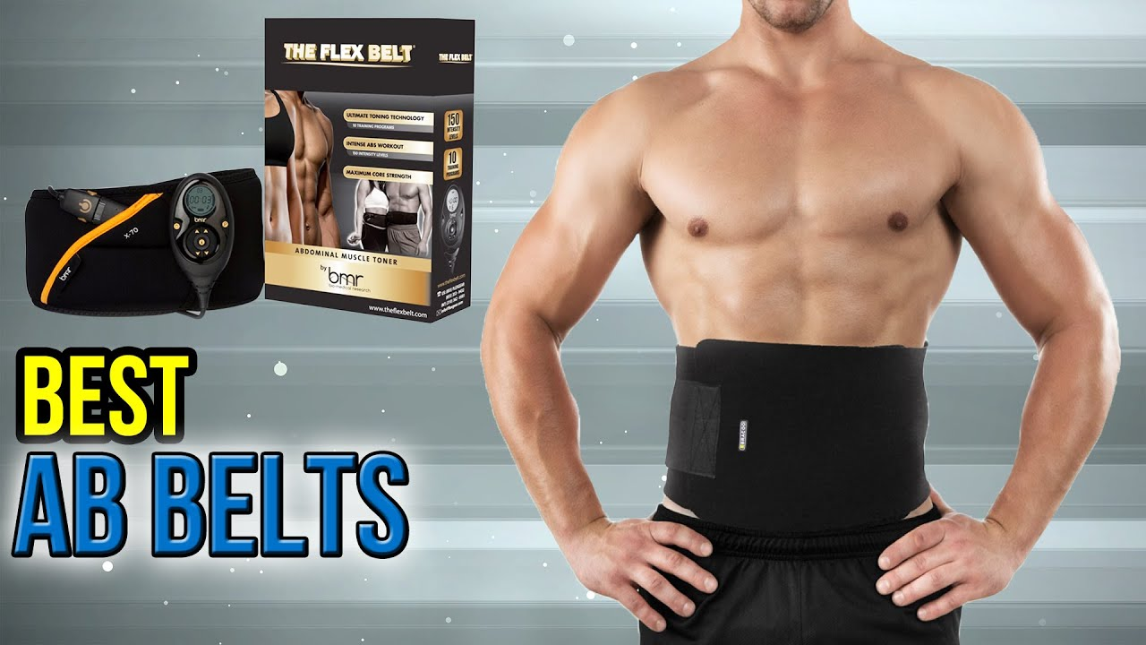 a667f793f6 10 Best Ab Belts 2017 - YouTube