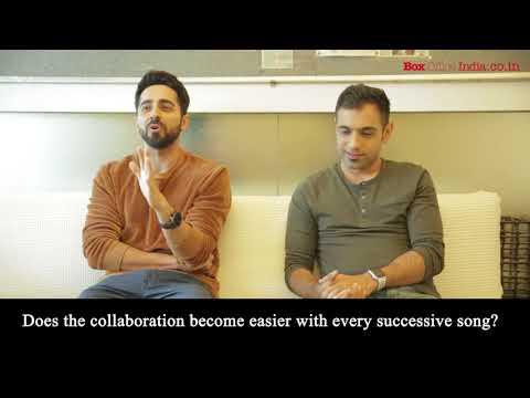 Ayushmann Khurrana & Rochak Kohli discuss their collaboration