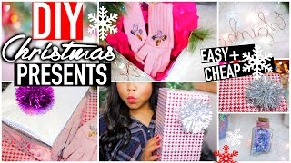 Diy Christmas Presents! Cute Holiday Gift Ideas 2014!