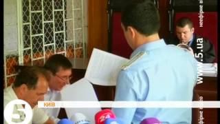 видео Янукович подав позов проти Луценка
