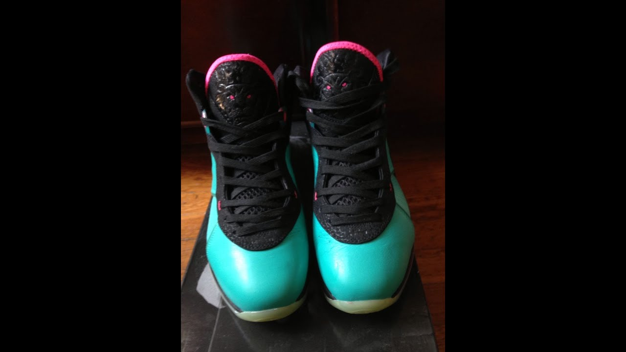 lebron 8 south beach. lebron 8 south beach/preheat ebay steal unboxing! beach n