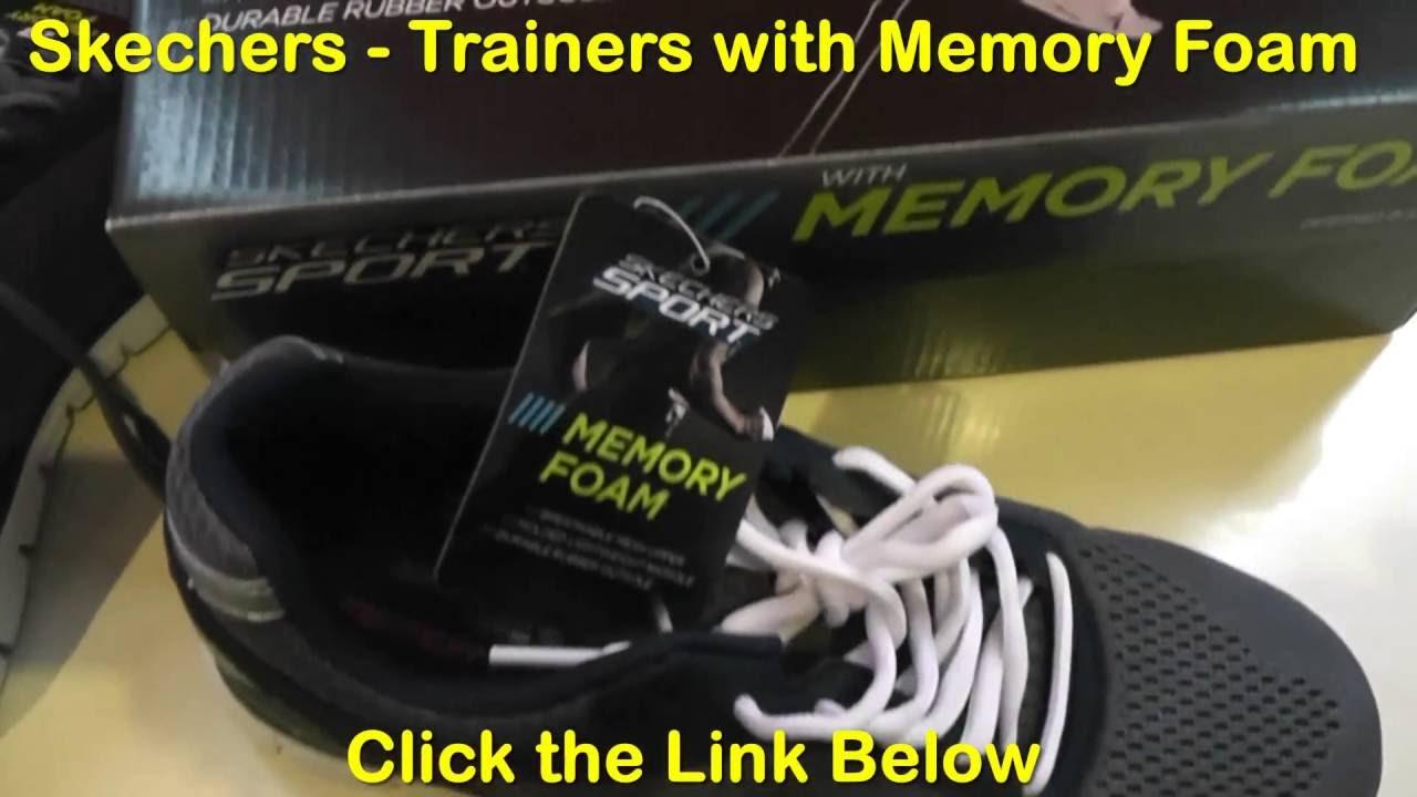 Trainers Sport Youtube Foam Memory Review Skechers pdqxZCwtC