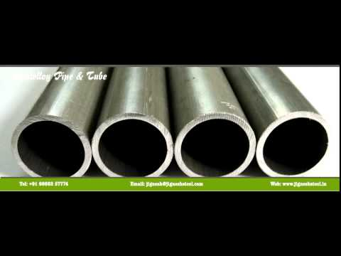High Nickel Alloy Pipe & Tube Supplier, Stockist,Manufacturer