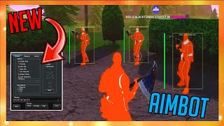 "*NEW* How To Get ""AIMBOT"" in FORTNITE! (Fortnite Aimbot Hack PS4, XBOX ONE, PC, MOBILE) Working 2019"