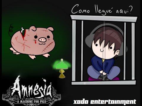 Amnesia: A Machine For Pigs (Parte 1) - Esta Semana nos Cagamos el Doble D:! - En Español by Xoda