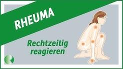 Rheuma - rechtzeitig reagieren ✔️ Symptome - Behandlung - Ernährung - Sport / Rheuma-Liga
