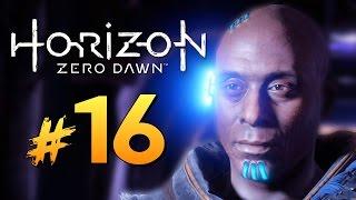 Horizon Zero Dawn - РУИНЫ
