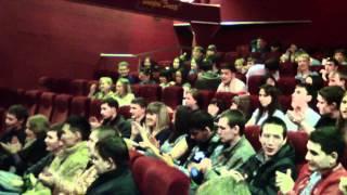 Ночь кино в кинотеатре