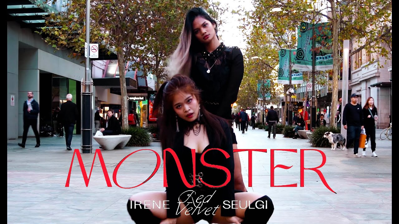 [KPOP IN PUBLIC CHALLENGE] RED VELVET (IRENE & SEULGI) - Monster 댄스커버 | Australia