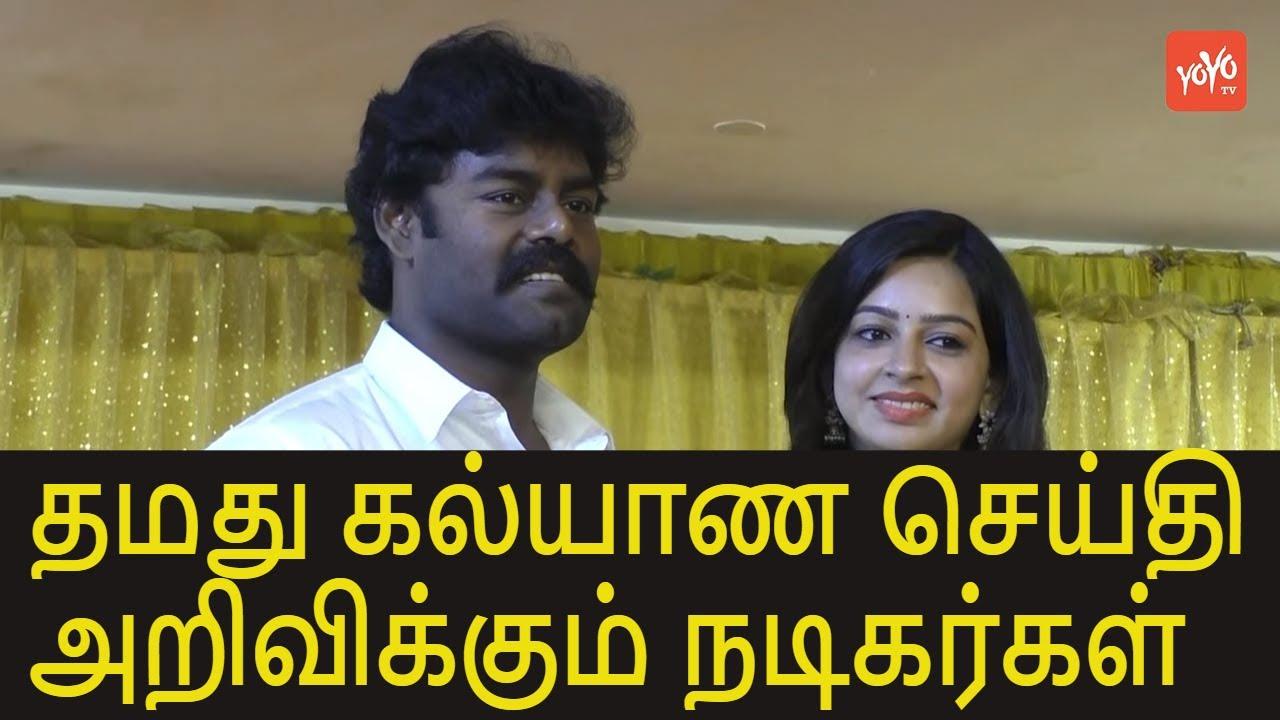 Producer,Actor RK Sumangali Serial Actress Divya Marriage
