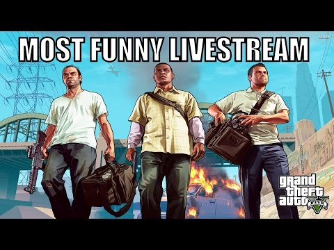MOST FUNNY LIVESTREAM EVER WITH RVD & PALS