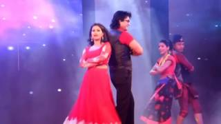 राजेश दाइको ठुम्का दुबइ मा  नेफ्टा अवार्ड । Rajesh Hamal dance in NEFTA 2016 Dubai