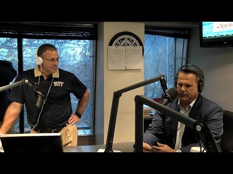 Jimbo Covert | Jersey Retirement Announcement | 93.7 The Fan