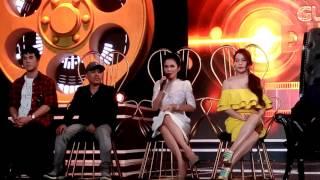 Trương Ngọc Ánh, Việt Trinh và đạo diễn Em chưa 18 cùng tìm kiếm Gương Mặt Điện Ảnh
