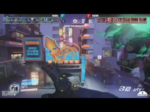 Overwatch Thailand Tournament: For Nation | Day 1 | Fireball -vs- Feedtime