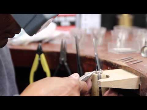 Watch A Ring Being Made By TheDiamondStore.co.uk