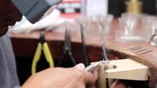 Watch A Ring Being Made By TheDiamondStoreUK