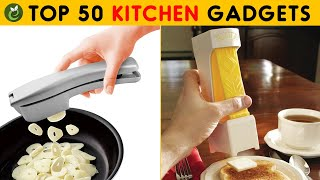 Top 50 Kitchen Gadgets For Every Home #386 🏠Appliances, Cool Inventions, and Ideas