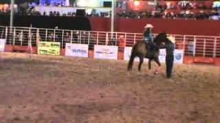 Manuela Braga Semi Final Rodeio Indaiatuba 2013