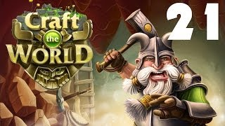 Let's Play Craft the World - Episode 21 - Potty Training