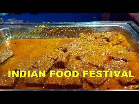 Indian Food Festival At Kolkata ,West Bengal | Ahare Bangla Food Festival | Indian Street Food