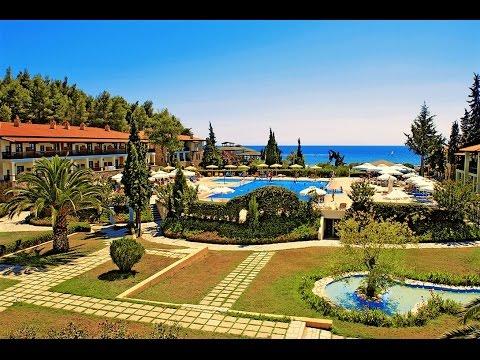 Hotel Calimera Simantro Beach Grecja Chalkidiki Sani