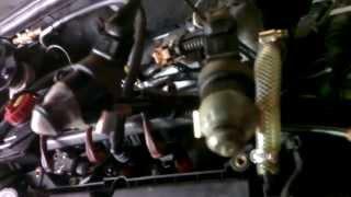 Test szczelności wtryskiwaczy gazowych Vialle Alfa Romeo 156 1.6 TS