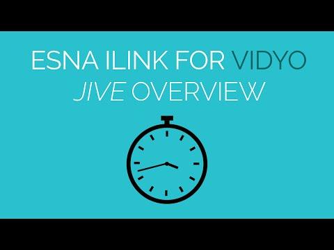 Start Vidyo HD Video Calls within Jive