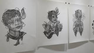インターアート7セレクション ÔБ(オブ) 作品展 「泥まみれの手でも幽光を掴め」