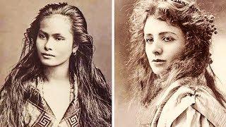 #42 지난 세기 가장 아름다운 여인들을 담은 100년 된 사진들