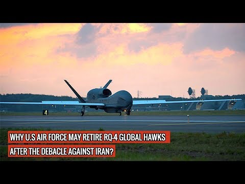 21 OF 34 RQ 4 GLOBAL HAWKS COULD BE RETIRED ! DEFENSE UPDATES