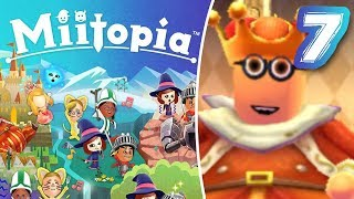 Video Miitopia ~ FULL GAMEPLAY PLAYTHROUGH WALKTHROUGH ~ Part 7 ~ KING MINION Nintendo 3DS Gameplay download MP3, 3GP, MP4, WEBM, AVI, FLV Desember 2017