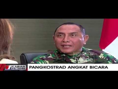 Wawancara Eksklusif tvOne Dengan Pangkostrad Letnan Jenderal Edy Rahmayadi [Part 1]