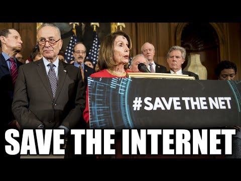 Democrats Introduce Bill To Bring Back Net Neutrality (But It Won't Work) Mp3
