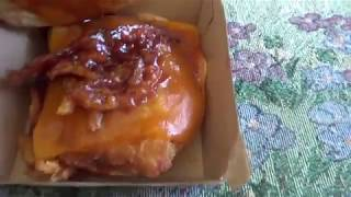 Arby's Bourbon BBQ Chicken Review