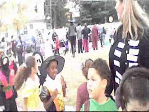 Billingsport Elementary School Halloween Day Parade 2014 (Part 2)