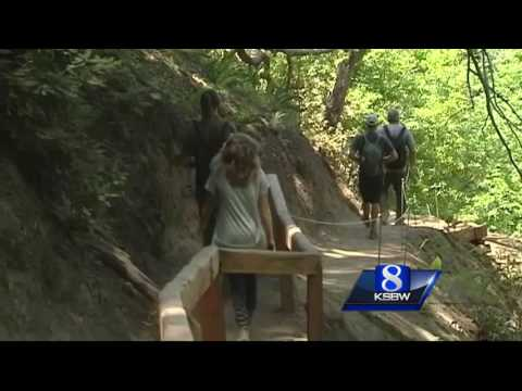 Locals rejoice at the reopening of two popular Big Sur parks