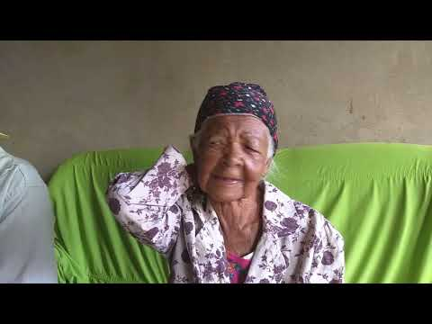 Itaeté Petronilia Moraes Santos 106 anos